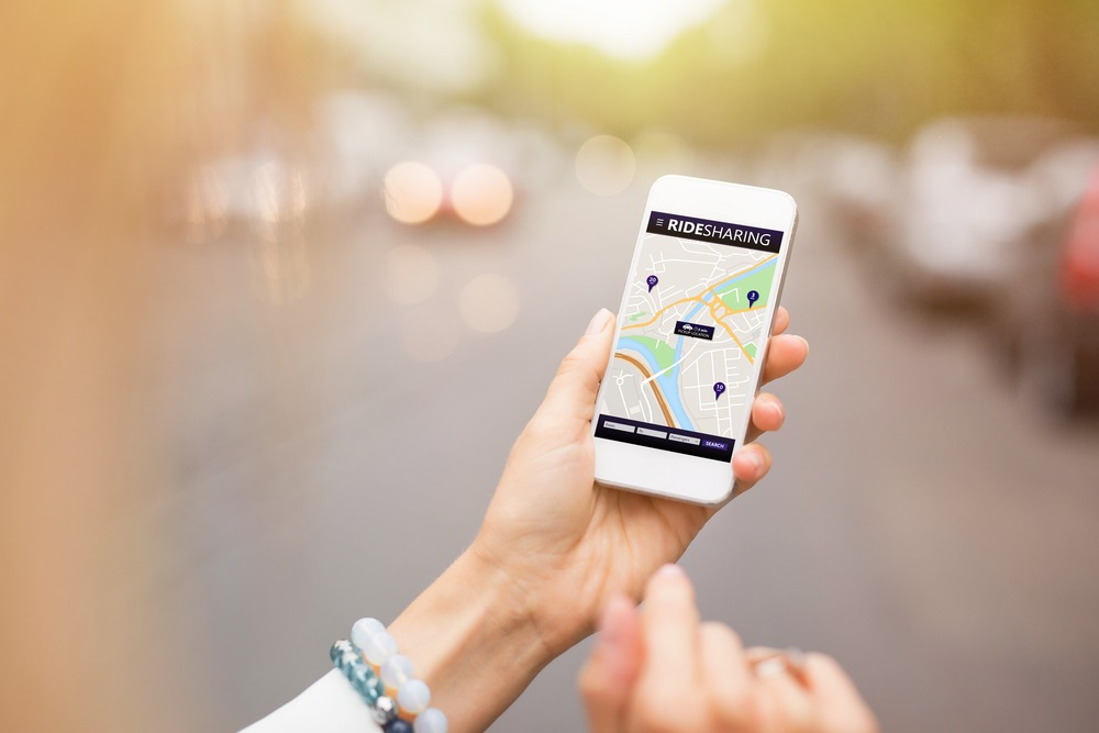 Image result for Travelling With Ridesharing Services