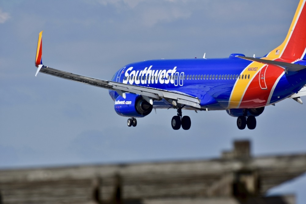 Southwest Airlines Company (LUV) Position Lifted by Commerce Bank