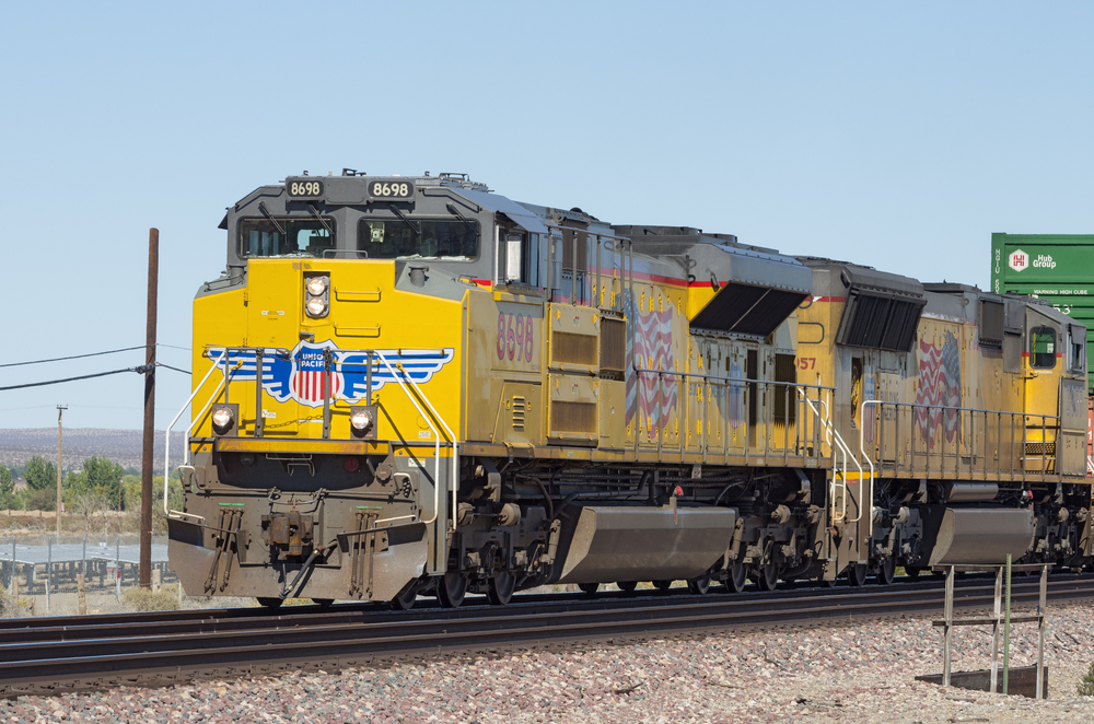 Union Pacific Corporation (UNP) stock closes Yesterday with $136.98