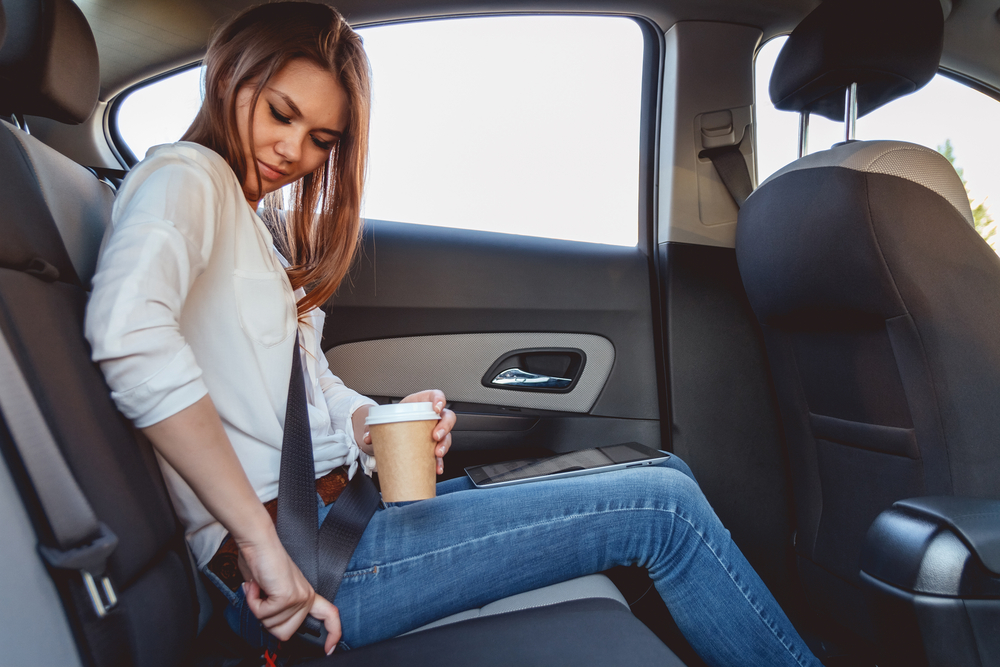 Uber Car Seat >> Uber, GHSA collaborate on rear seat belt campaign - Transportation Today